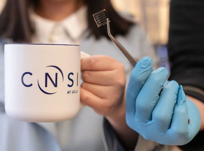 CNSI Cup Solar Cell